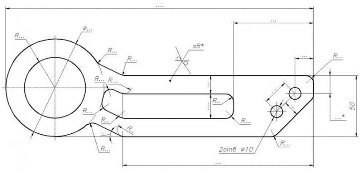 Четрежи запчастей для тюнинга HandMade Honda Parts  - universal-Tow-Hook-JDM-drawing-02.jpg